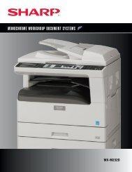 Sharp MX-M232D - Shore Business Solutions