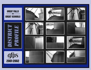 District Profile 2001-2002 - Great Falls Public Schools