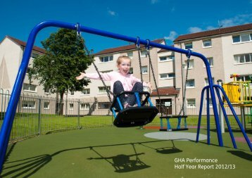 Download now - Glasgow Housing Association