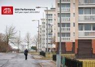 Half year delivery plan - Glasgow Housing Association