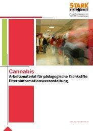 Cannabis - ginko Stiftung für Prävention