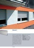 Rollladen von Griesser - Girsberger Sonnen - Page 6