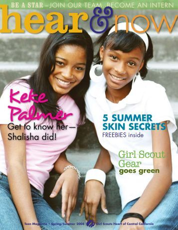 Keke Palmer - Girl Scouts Heart Of Central California