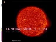 LA VERDAD SOBRE EL CLIMA