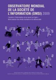 (Omsi) 2009 - Association for Progressive Communications