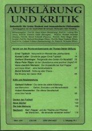 Ernst Topitsch: Naturrecht im Wandel des Jahrhunderts