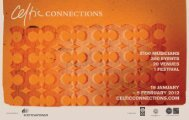 Download the Celtic Connections Brochure - Glasgow Life