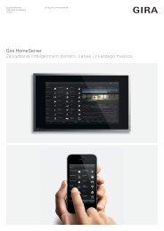 Gira Home Server