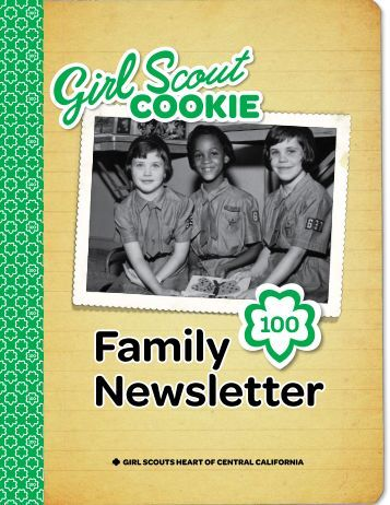 cookie credits - Girl Scouts Heart Of Central California