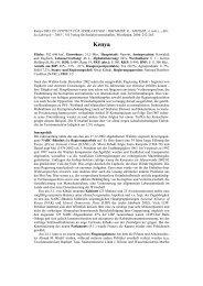 Kenya 2003. IN: INSTITUT FÜR AFRIKA-KUNDE / HOFMEIER, R ...