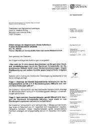 Steinbruch Schwarzkollm Natursteinwerke Weiland GmbH Drs.-Nr.