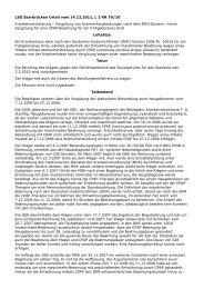 CPAP keine Beatmung - LSG Saarbrücken Urteil vom 14 12 ... - GKinD