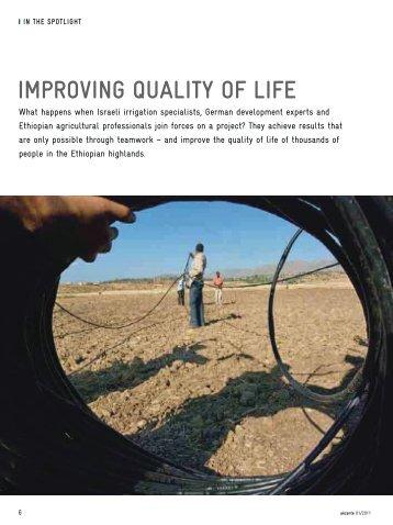 Irrigation in Ethiopia (pdf, 0.23 MB, en) - GIZ