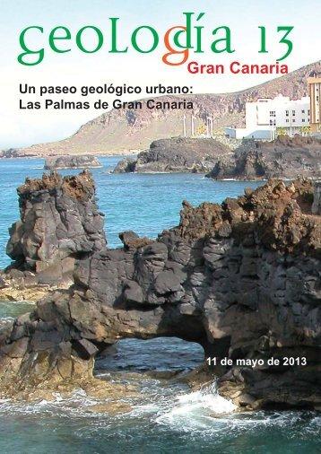 Un paseo geológico urbano: Las Palmas de Gran Canaria