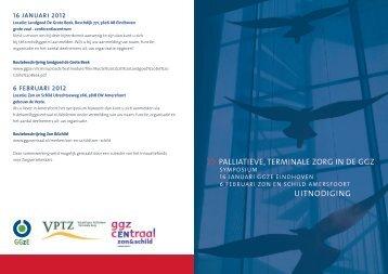 Bekijk de uitnodiging voor meer informatie en het programma - GGzE