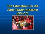 FTI - Global Partnership for Education