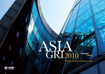 Asia - Global Real Estate Institute