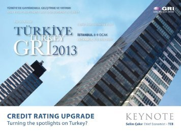 Turkey - Global Real Estate Institute