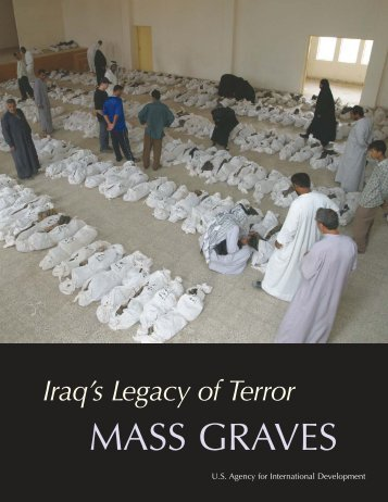 Iraq's Legacy of Terror - Mass Graves - GlobalSecurity.org