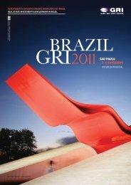 GRI2011 SAO PAULO 8-9 NOVEMBRO - Global Real Estate Institute