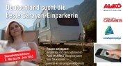 Flyer zum Rangierwettbewerb - Campingplatz Gitzenweiler Hof