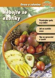 Ovoce a zelenina - Globus