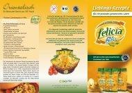Rezepte Maispasta - Glutenfrei-Supermarkt.de