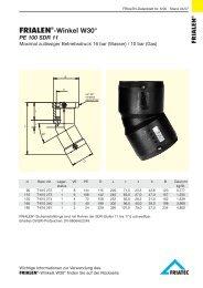 FRIALEN®-Winkel W30°