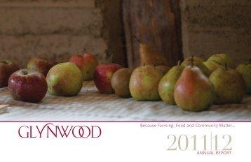 12 Annual Report - Glynwood