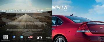 impala - GM Canada