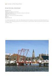 Brücke Kiel-Hörn, Deutschland - gmp Architekten von Gerkan, Marg ...