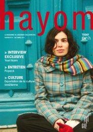 Hayom41 - Communauté Israélite Libérale de Genève