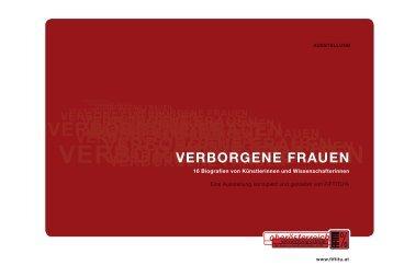 VERBORGENE FRAUEN - Fiftitu%