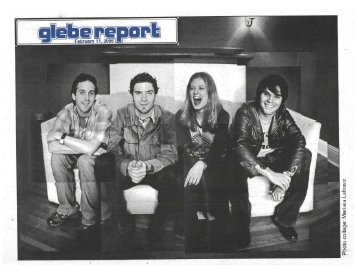 Glebe Report - Volume 35 Number 2 - February 11 2005