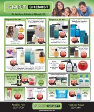 Click here for latest Catalogue - Giant Chemist