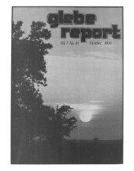 Glebe Report - Volume 7 Number 10 - October 1979