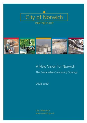 Sustainable Community Strategy - Greater Norwich Development ...