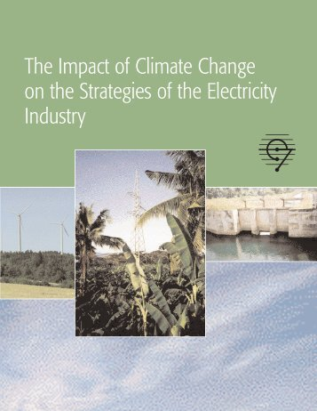 Climatic pour PDF - Global Sustainable Electricity Partnership