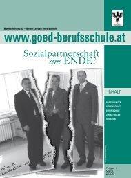 Bundesleitung 12 - Bundessektion 12 Berufsschullehrer