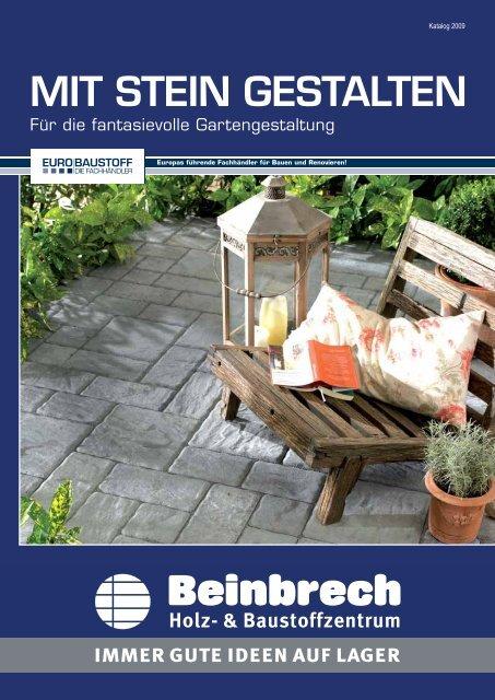 MIT STEIN GESTALTEN - Beinbrech