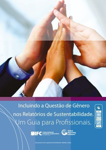 Um Guia para Profissionais. - Global Reporting Initiative