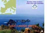 Best practises of Carino - Go.. Green.. Now!