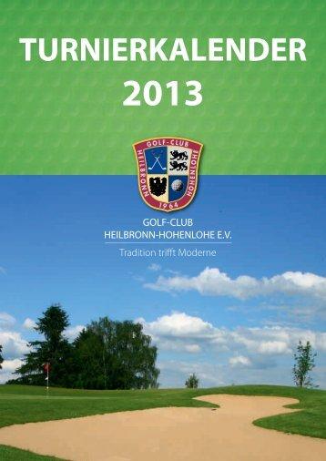 zum download als PDF - Golf-Club Heilbronn-Hohenlohe eV
