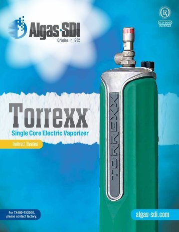Product Brochure - Algas SDI