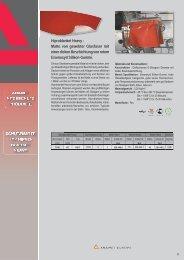 HIPROBLANKET Schutzmatten, HIPROROPE bis 260°C ... - Gogatec