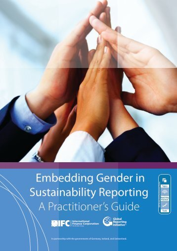 Embedding Gender in Sustainability Reporting (pdf) - Global ...
