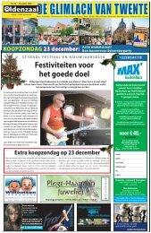 Festiviteiten voor het goede doel - Glimlach van Twente