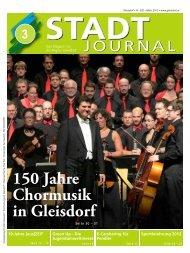 März Ausgabe - Gleisdorf