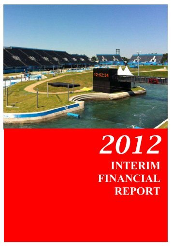 Half-yearly report 2012 v2 - GL events