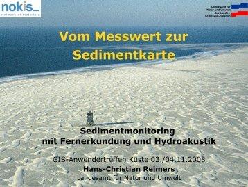 Hans-Christian Reimers - AG GIS-Küste